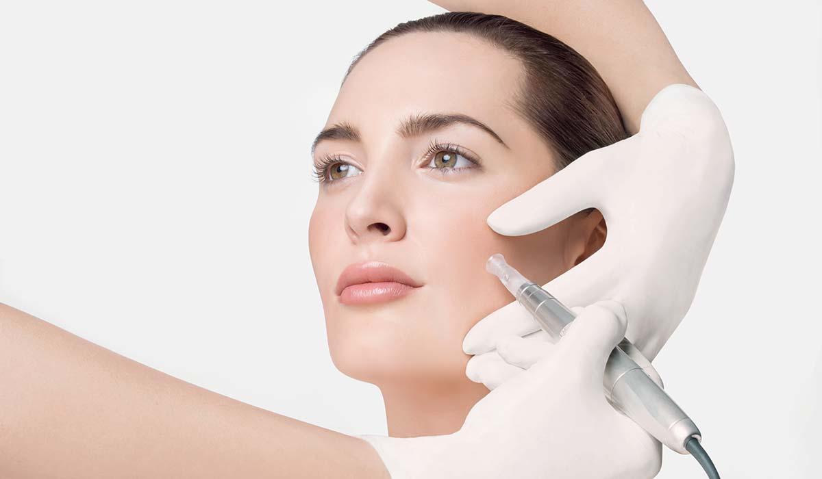 Behandlungen Kosmetik Visage
