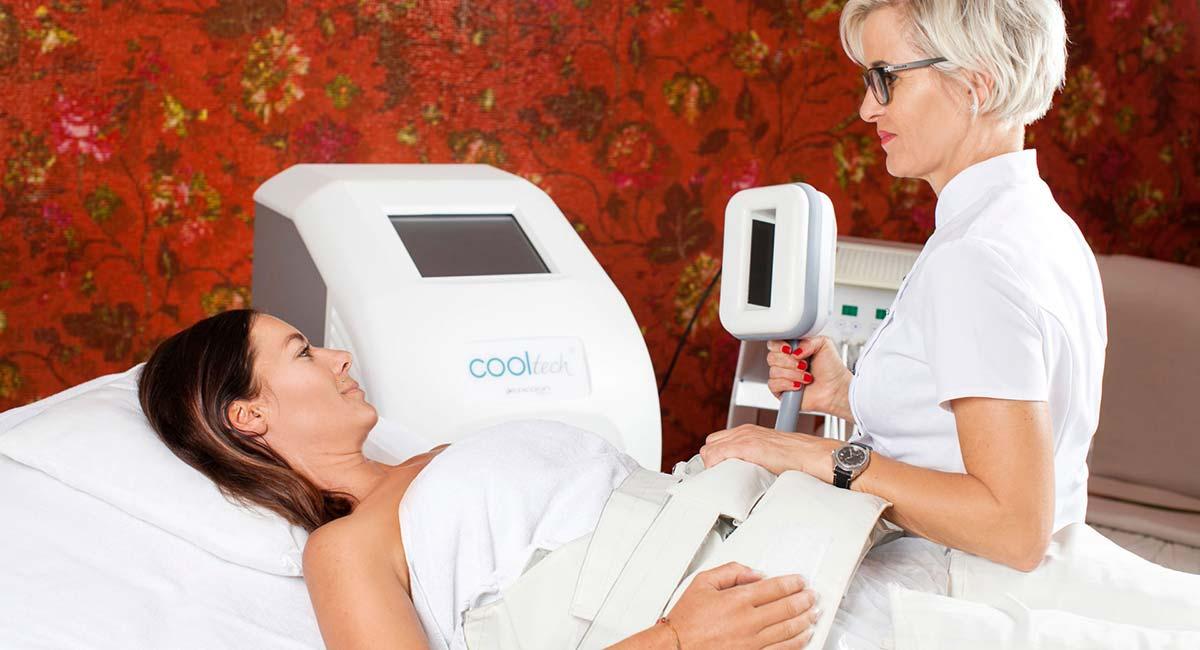 Kryolipolyse – Cooltech Fettdepots reduzieren ohne operativen Eingriff