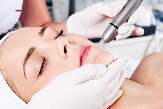 Microdermabrasion Kosmetik Visage Kosmetikstudio in Innsbruck und Ebbs Tirol