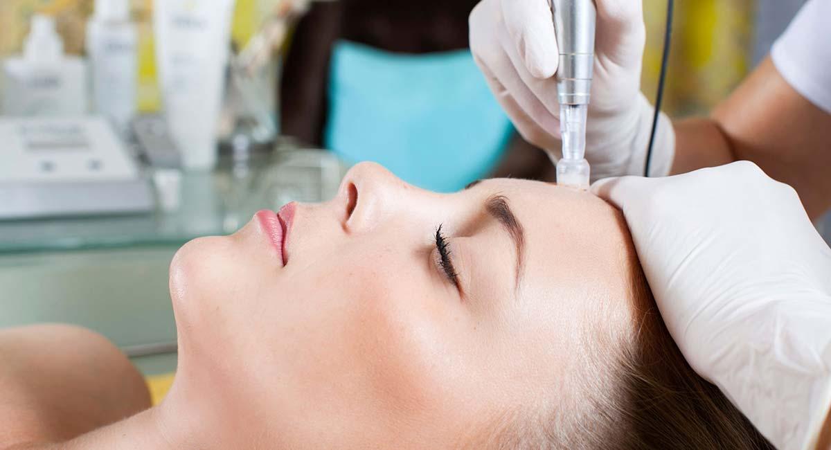Microneedling Kosmetik Visage Kosmetikstudio in Innsbruck und Ebbs Tirol
