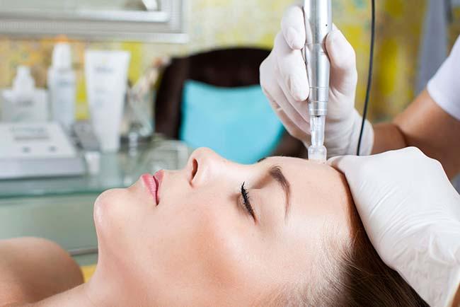 Mikroneedling Kosmetik Visage Kosmetikstudio in Innsbruck und Ebbs Tirol