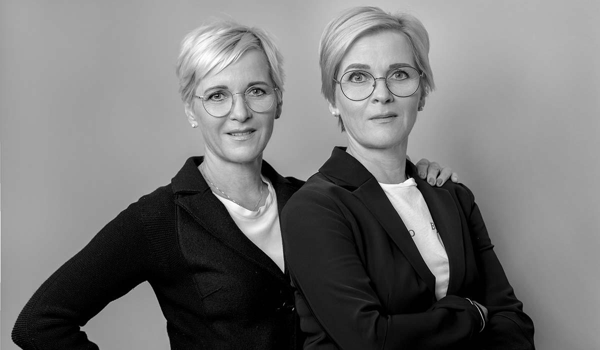 Team Kosmetik Visage Gerlinde Jirka und Maria-Luise Pichlbauer